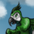 :icongreenparrot-w: