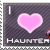 :iconhaunterlovestamp1: