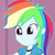 :iconhuman-rainbowdash: