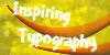 :iconinspiringtypography: