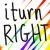 :iconiturnright: