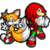 :iconknucklesxtails: