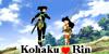 :iconkohakuxrin: