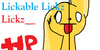 :iconlickablelicks: