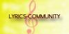 :iconlyrics-community: