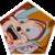 :iconm-uffinbutton: