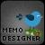 :iconmemo-designer: