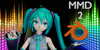 :iconmmd2blender-mmdart: