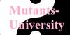 :iconmutant-university: