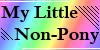 :iconmylittlenonpony: