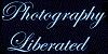:iconphotographyliberated: