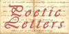 :iconpoeticletters: