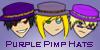 :iconpurple-pimp-hats: