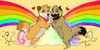 :iconrainbow-wolves: