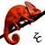 :iconredchameleon: