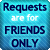 :iconrequestfriendsonly:
