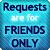 :iconrequestfriendsonly: