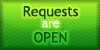 :iconrequests-are-open: