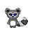 :iconroadkill-the-raccoon: