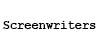 :iconscreenwriters: