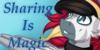 :iconsharing-is-magic:
