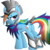 :iconsuperponyrainbowdash: