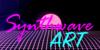 :iconsynthwaveart: