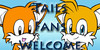 :icontailsfanswelcome: