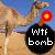 :icontheexplodingcamel: