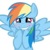 :icontherealrainbowdash32:
