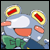 :icontink-ze-french-frog: