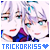 :icontrickorkiss: