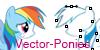 :iconvector-ponies: