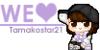 :iconwe-love-tamakostar21: