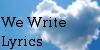 :iconwe-write-lyrics: