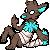 :iconwolfstripes: