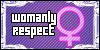 :iconwomanlyrespect: