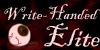 :iconwrite-handed-elite: